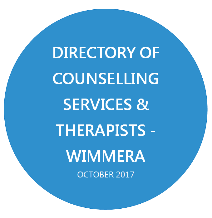 Wimmera Counsellors Directory button